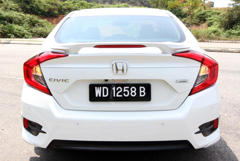 Honda Civic 1.5TC-P - 07