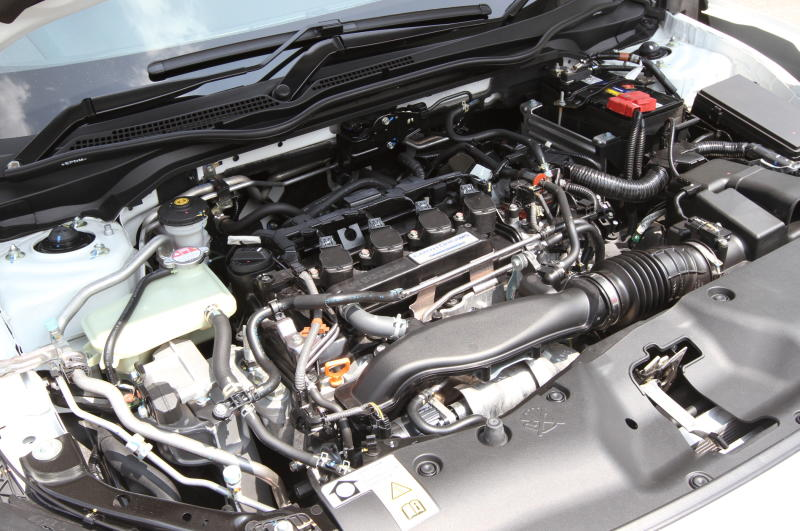 Honda Civic 1.5TC-P - 11