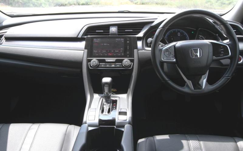 Honda Civic 1.5TC-P - 15
