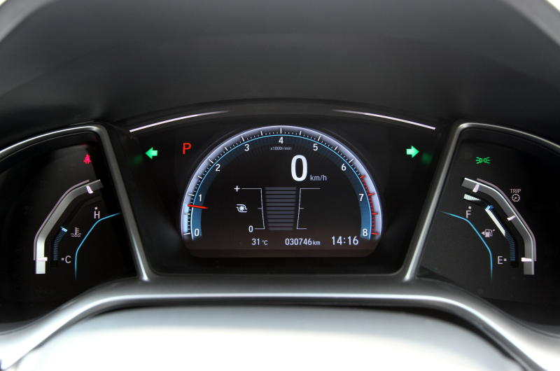 Honda Civic 1.5TC-P - 19