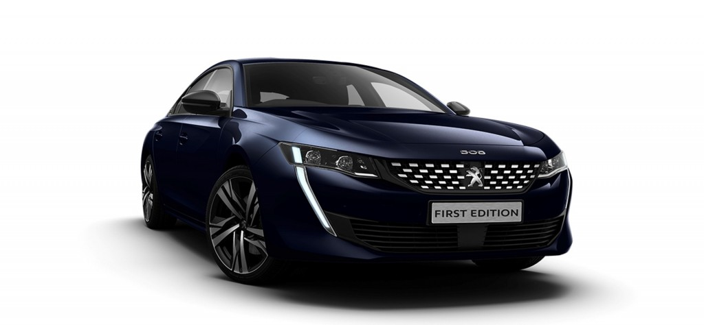 Peugeot 508 First Edition - 02