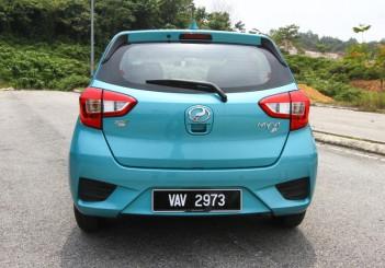 Compact car shootout: 2018 Perodua Myvi 1.3L vs Kia