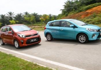 2018 Perodua Myvi vs Kia Picanto (4)