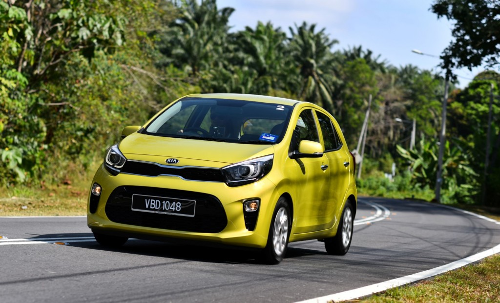 Kia Picanto 1 2 Ex Big Fun In Small Package Carsifu