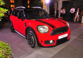 MINI Cooper S Countryman Sports (F60) - 01