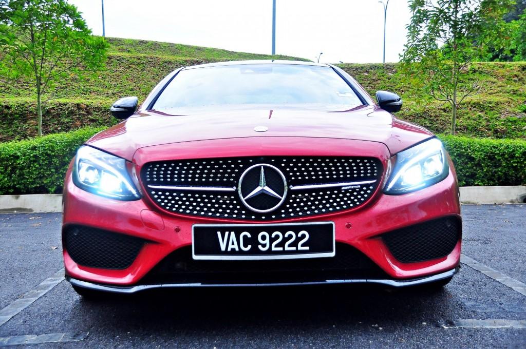 Mercedes-AMG C43 - 04