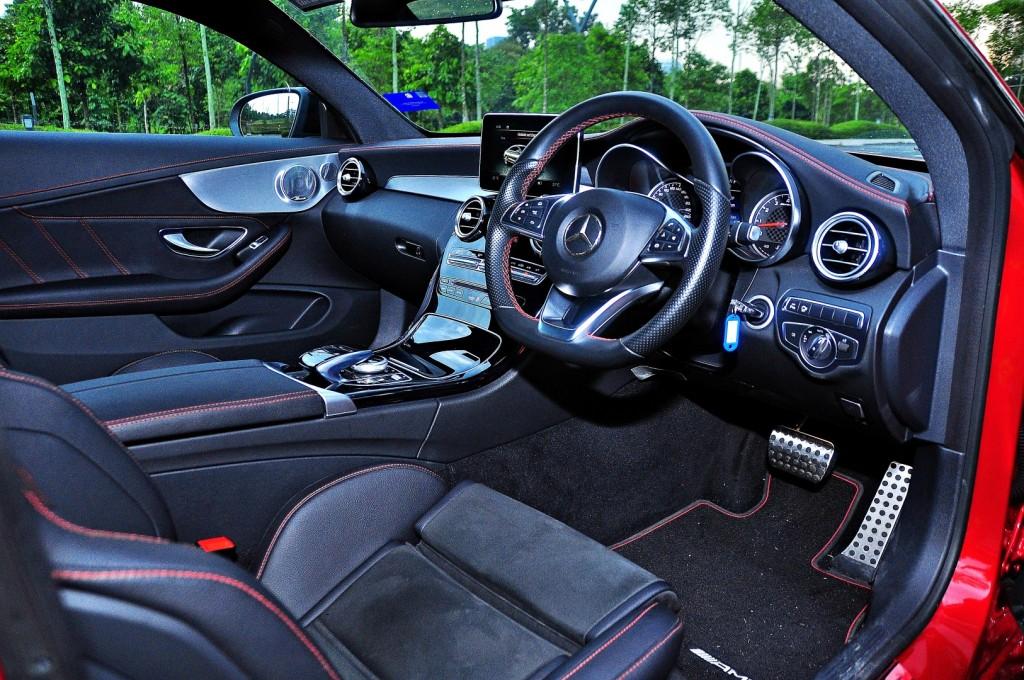 Mercedes-AMG C43 - 62