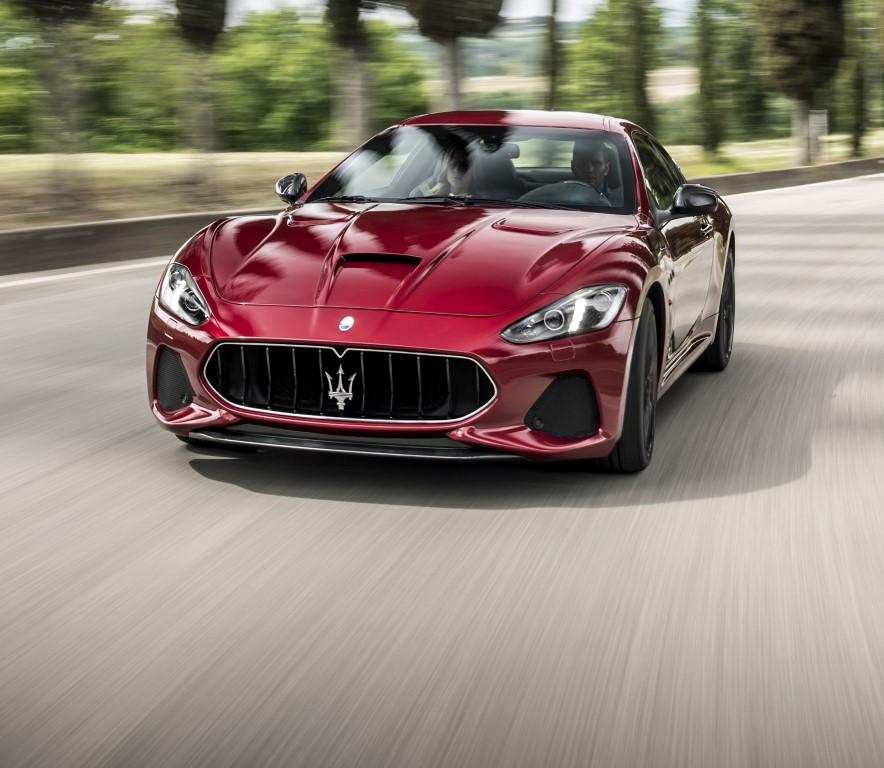 2018 updated Maserati GranTurismo at RM717,800 onwards ...