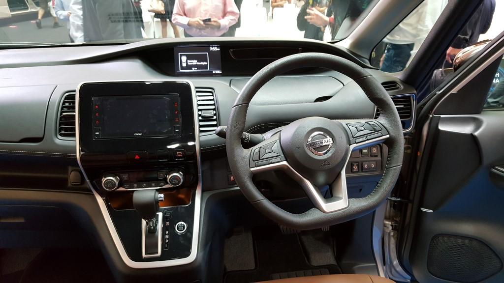 2018 2-litre Nissan Serena S-Hybrid (17)
