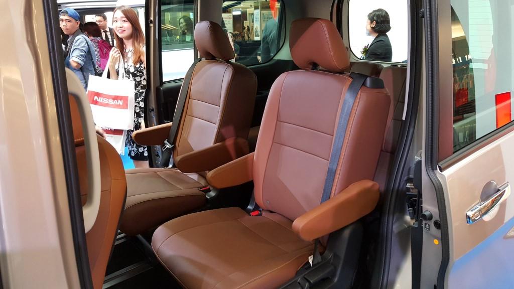 2018 2-litre Nissan Serena S-Hybrid (5)