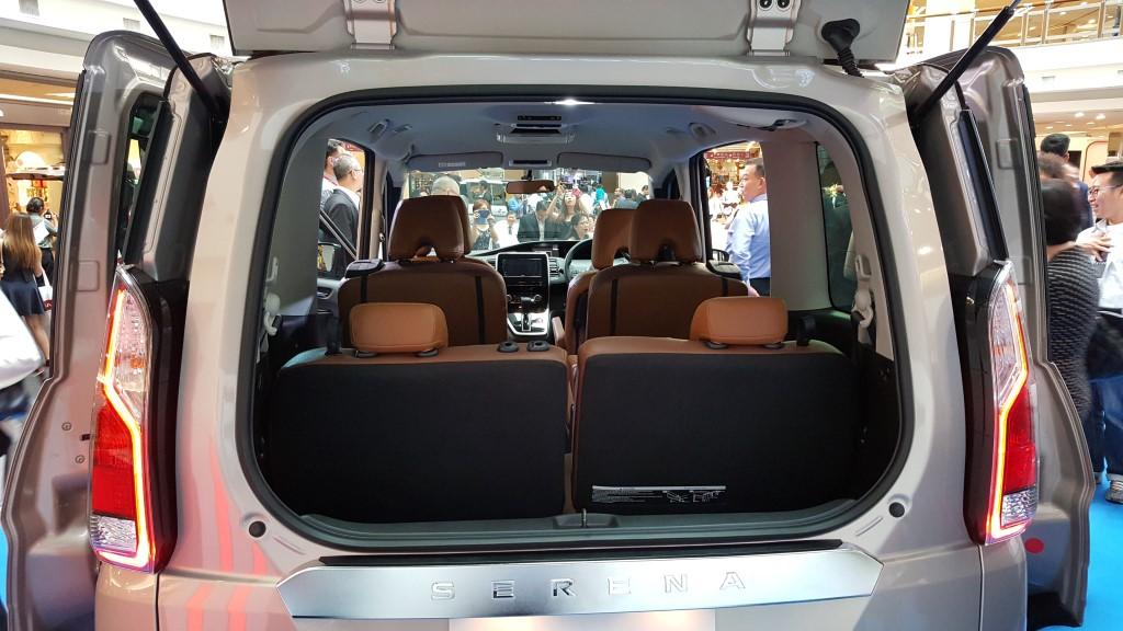 2018 2-litre Nissan Serena S-Hybrid (8)