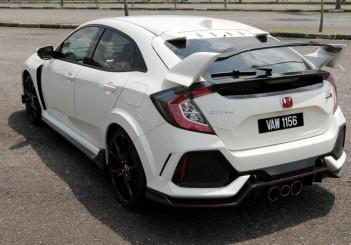 2018 Honda Civic Type R (13)