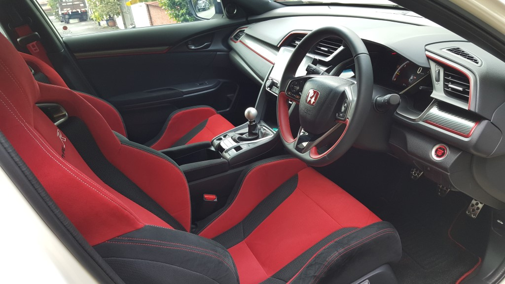 2018 Honda Civic Type R (2)