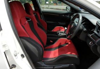 2018 Honda Civic Type R (27)