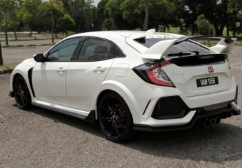 2018 Honda Civic Type R (42)