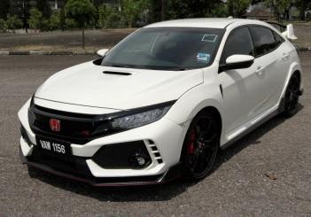 2018 Honda Civic Type R (44)