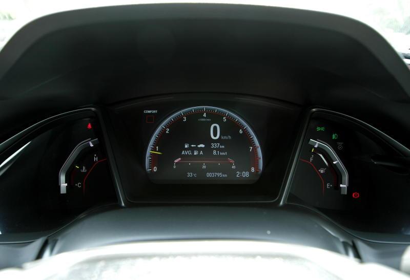 2018 Honda Civic Type R (49)
