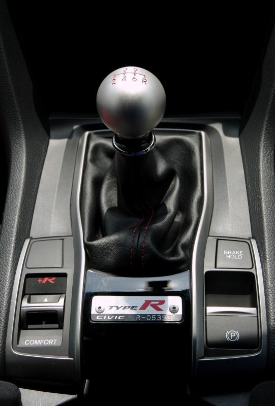 2018 Honda Civic Type R (55)