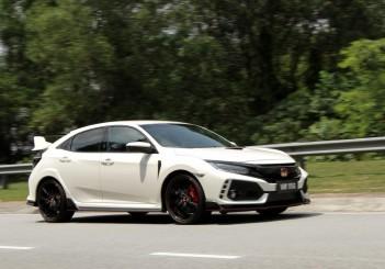 2018 Honda Civic Type R (8)