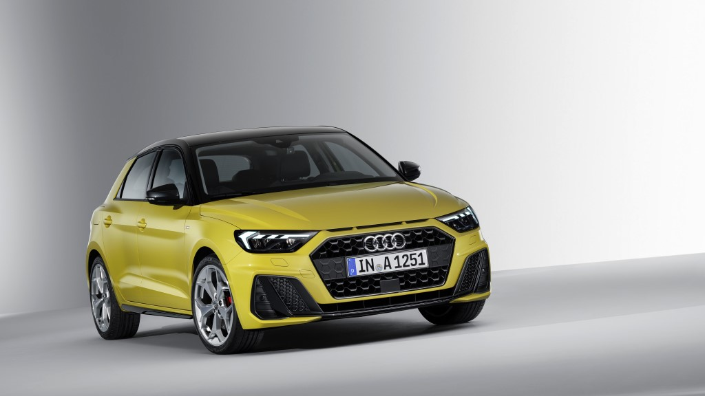 2019 Audi A1 Sportback More Room And Better Safety Systems Carsifu
