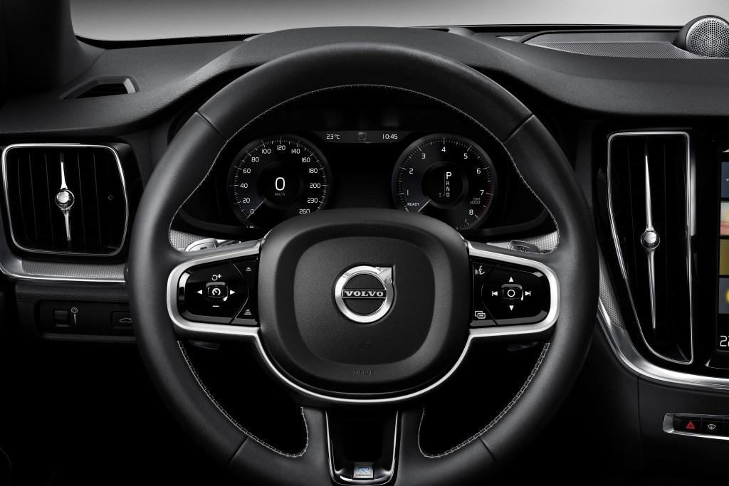 New Volvo S60 R-design