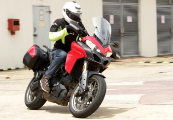 Ducati Multistrada 950 - 10