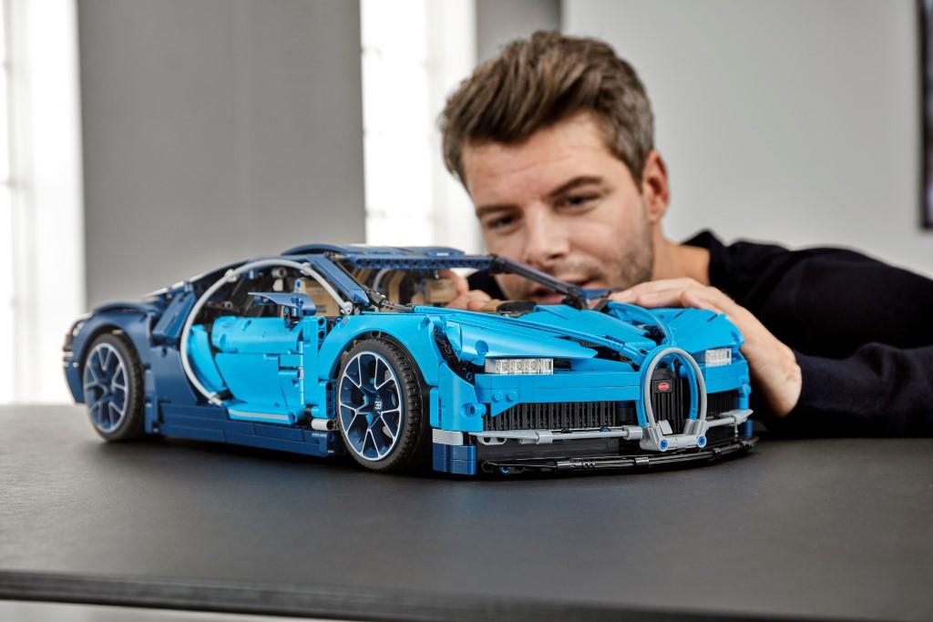 Lego Technic Bugatti Chiron launched | CarSifu