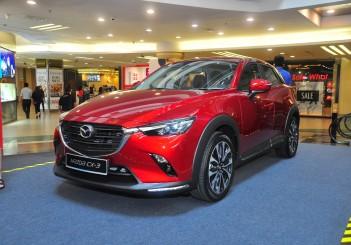 Mazda CX-3 - 01