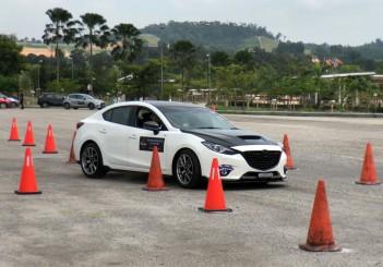 MazdaSports Academy Advance Driving (5) (Custom)