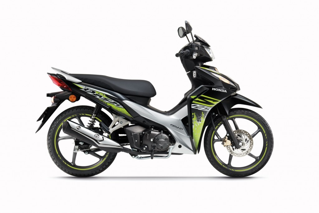 Honda Dash 125 Introduced From Rm5 999 Carsifu