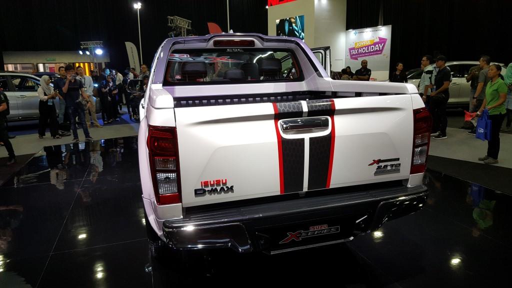 Isuzu D-Max X-Series (5)