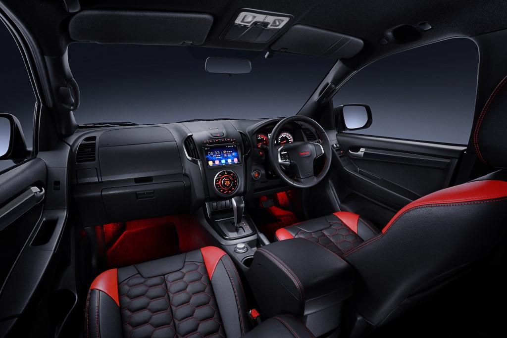 Isuzu D-Max X-Series Interior Full Cabin (Custom)