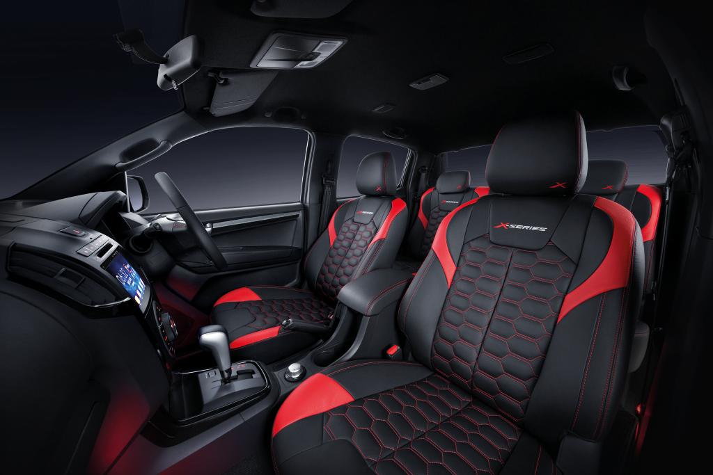 Isuzu D-Max X-Series Leather Seat (Custom)
