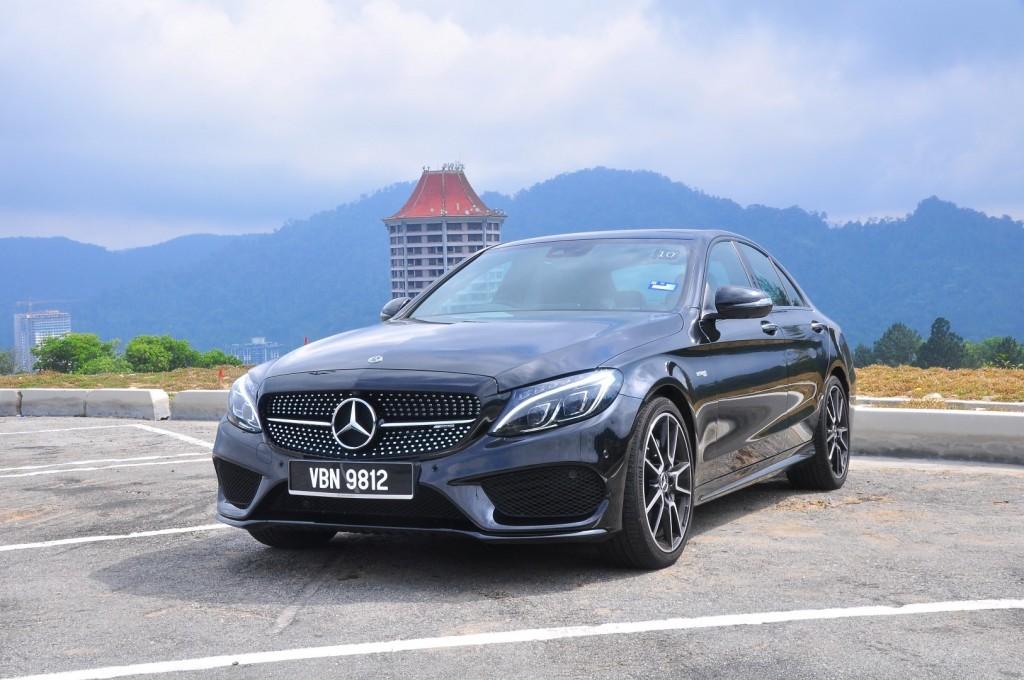 Mercedes-AMG C43 - 01