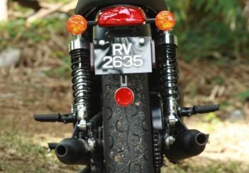Triumph Bonneville T100 - 14