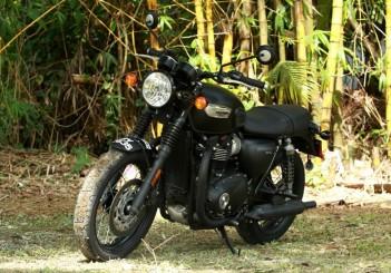 Triumph Bonneville T100 - 16