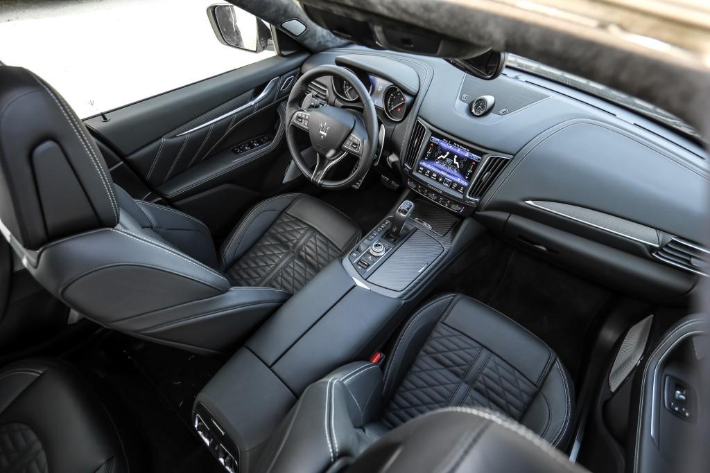 2019 Maserati Levante S GranSport (28)