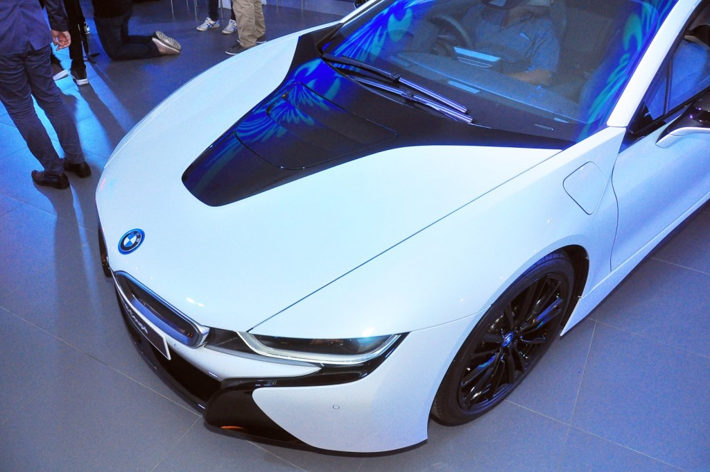 BMW i8 Coupe - 07