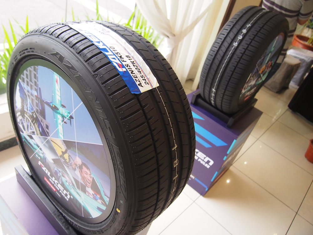 falken azenis fk510 uhp tyre finally launched prices. Black Bedroom Furniture Sets. Home Design Ideas