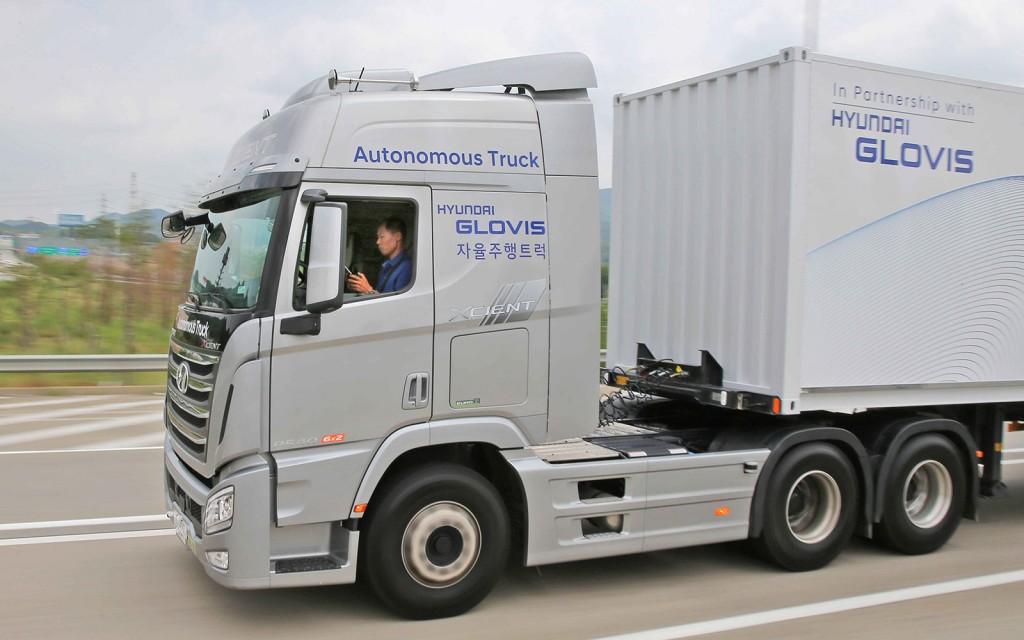 Hyundai truck completes Level 3 autonomous journey | CarSifu