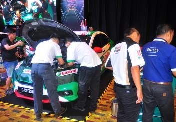 Castrol Asia Pacific Cars Super Mechanic Contest (2018) - 07