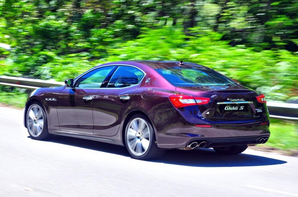 Maserati Ghibli - 06