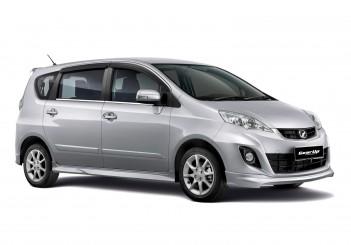 Refreshed Perodua Alza ready for order taking | CarSifu