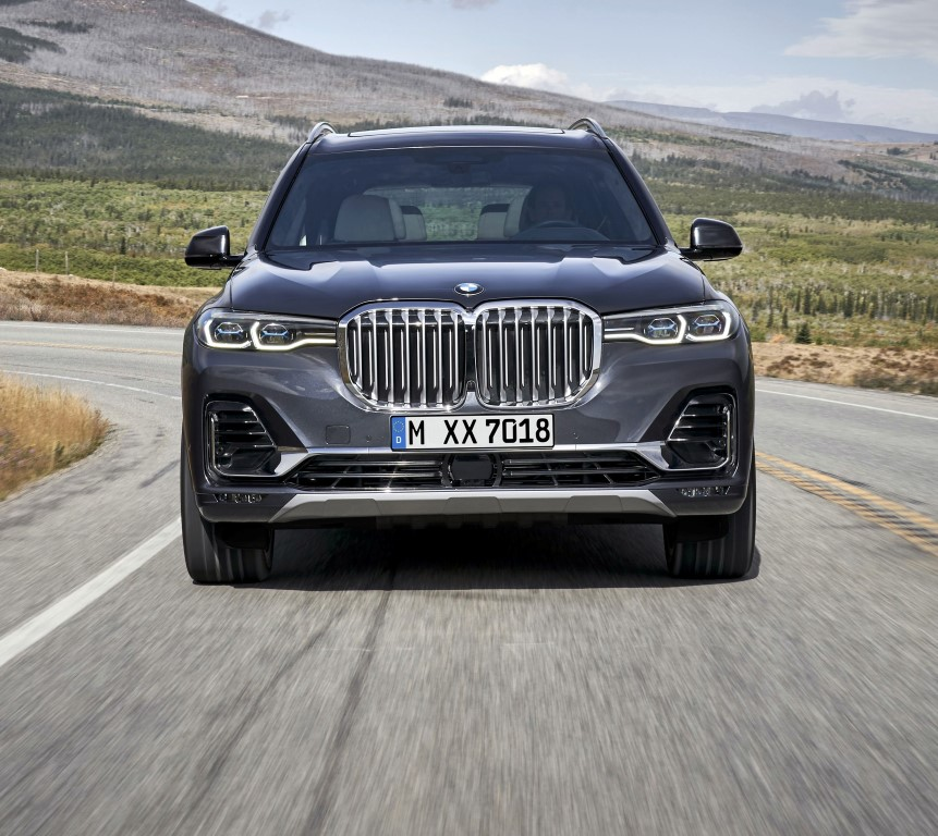 Bmw X7 Market Launch In March 2019 Carsifu