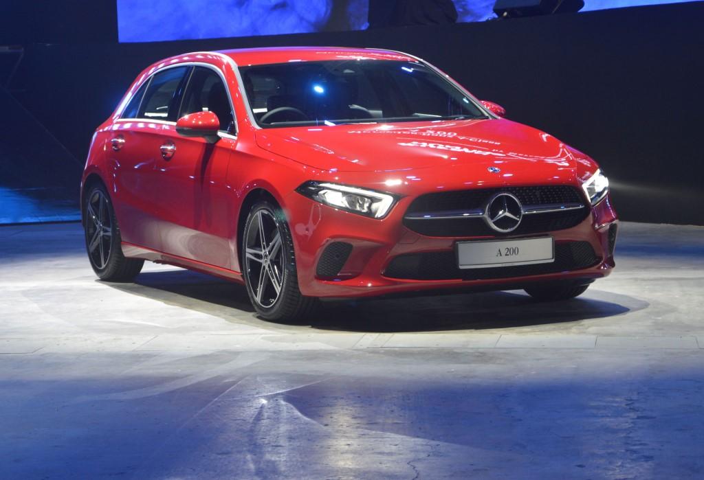 2019 Mercedes-Benz A Class: RM227,888 (A 200) + RM263,888 (A