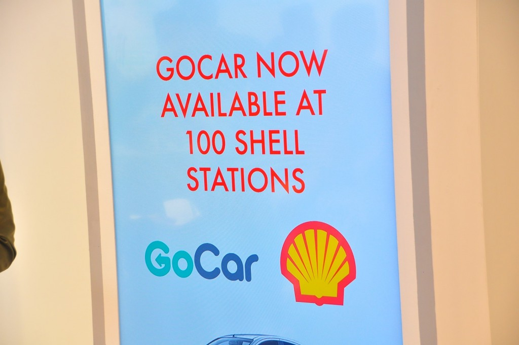GoCar 100 Shell stations - 02