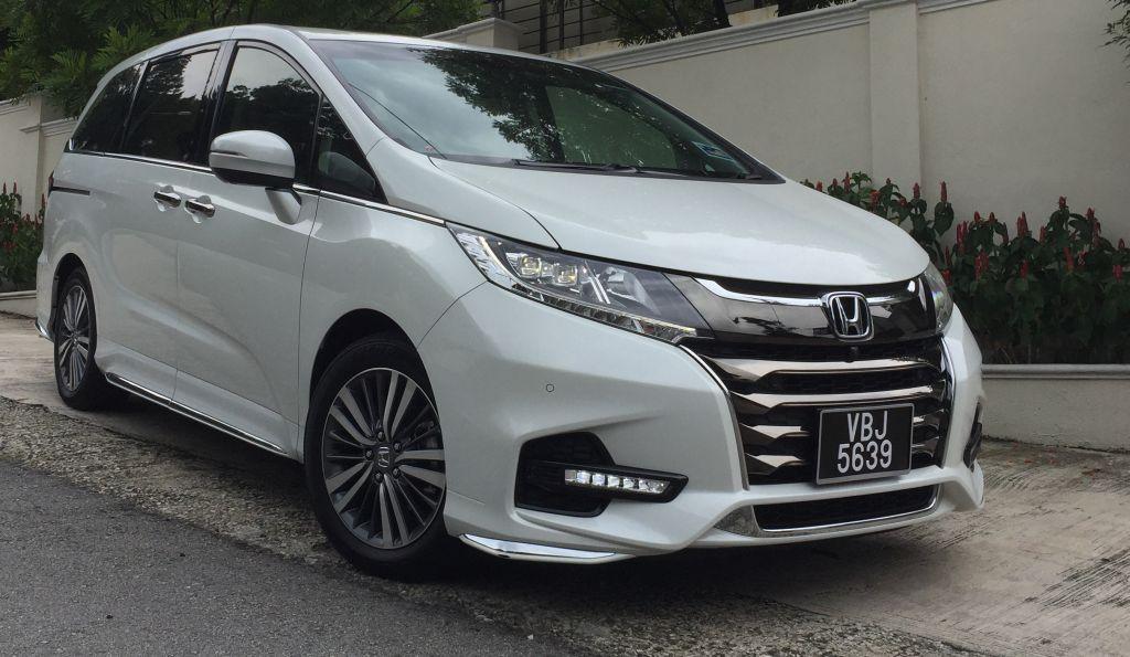 Honda Odyssey EXV_2018 (1)