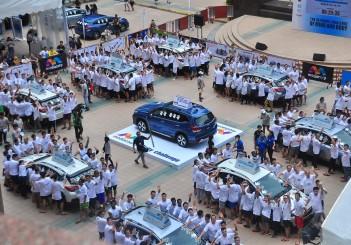 Mediacorp Subaru Car Challenge (2018) - 24