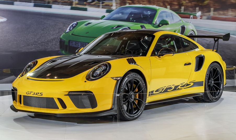porsche 911 gt3 rs and cayenne turbo debut in malaysia | carsifu