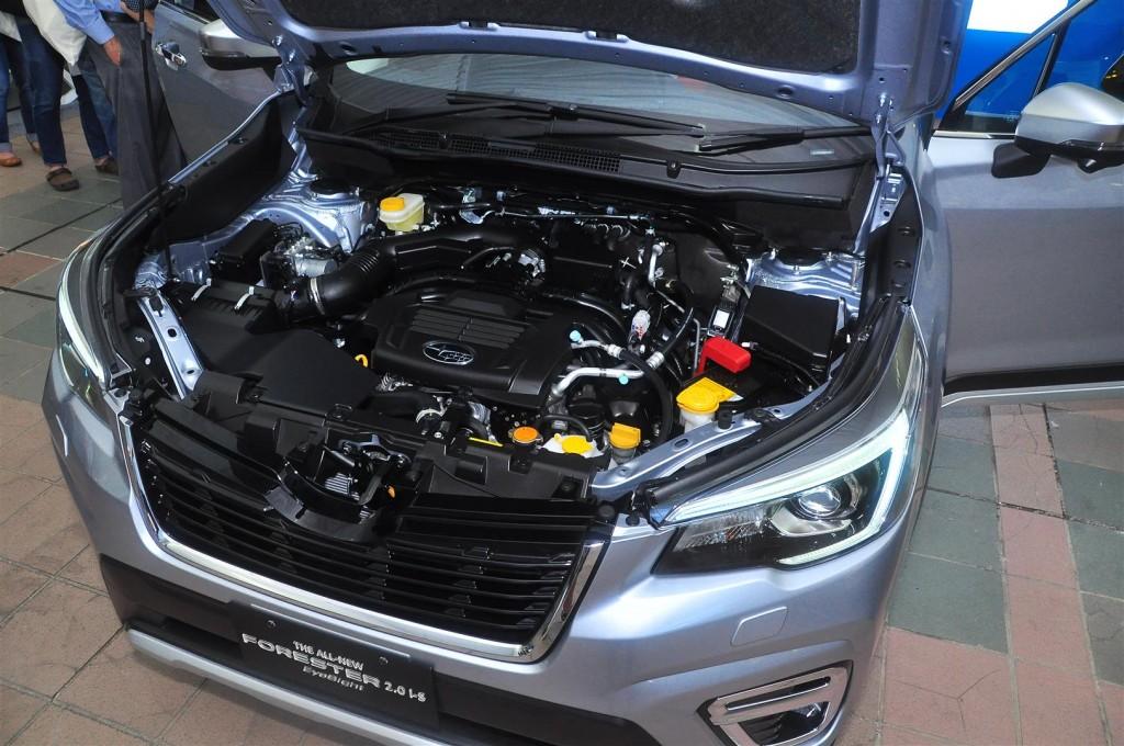 Subaru Forester 2.0i-S EyeSight - 09
